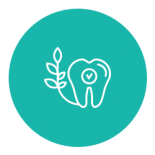 Health tooth icon