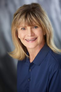 Clinical manager Geralyn